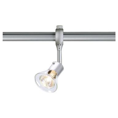 Leuchtenspot Anila für Easytec II in silbergrau, GU10 - Bild 1