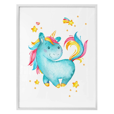 Poster Milly the Unicorn