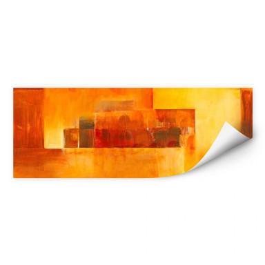 Wallprint Schüssler - Indian Summer - Panorama