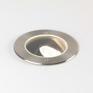 LED Einbauleuchte Cromarty in Edelstahl-Gebürstet 16W 1040lm IP67 123mm