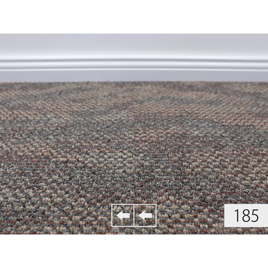 Mineral Quartz Teppichfliese 50x50cm