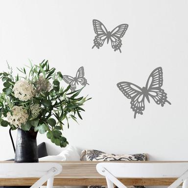 Wandtattoo Set Schmetterlinge