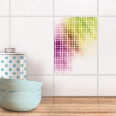 Fliesensticker - Colorful 1