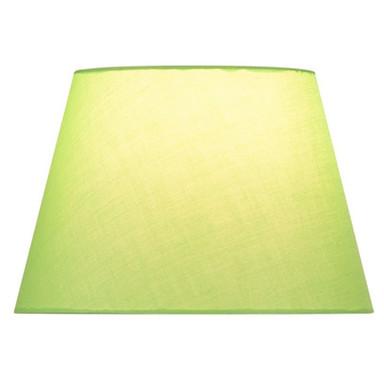 Leuchtenschirm Fenda, konisch, grün, 300 mm