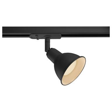 Link 1-Phasen-Schienen LED Spot Einzel schwarz