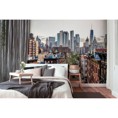 Livingwalls Fototapete Designwalls New York Views Stadt