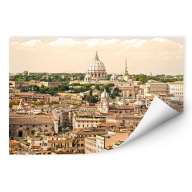 Wallprint Rom Panorama