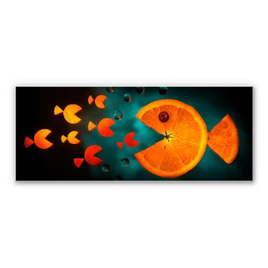 Wandbild Ianeva - Sweet Carrot - Panorama