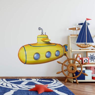 Wandtattoo Michel Agullo - U-Boot