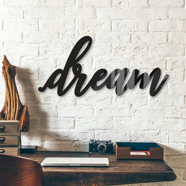 Acrylbuchstaben - Dream 03