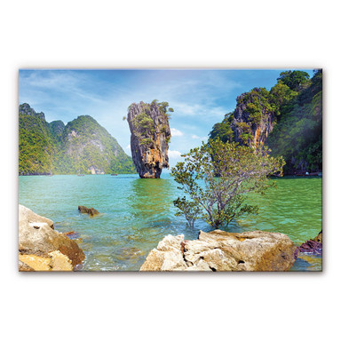Acrylglasbild Khao Ta-Pu Island