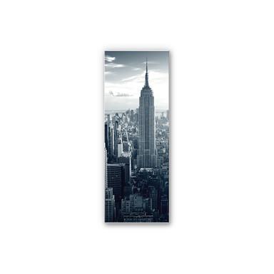 Hartschaumbild The Empire State Building Panorama