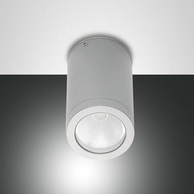LED Spot Uma für den Aussenbereich, IP54. silber