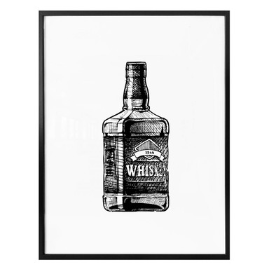 Poster Whiskey