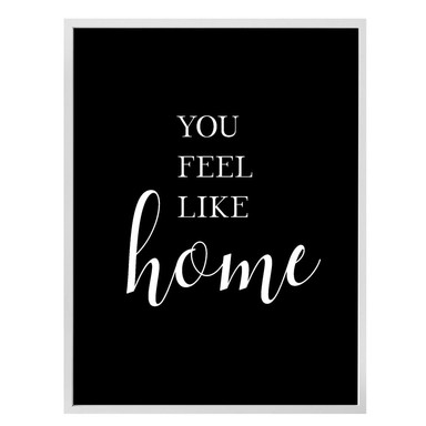 Poster You feel like home