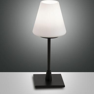 LED Tischleuchte Lucy G9 3W 220lm in Schwarz