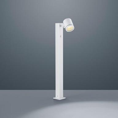 LED Wegeleuchte Part in Weiss-matt 10W 830lm IP44