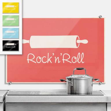 Spritzschutz Rock'n'Roll