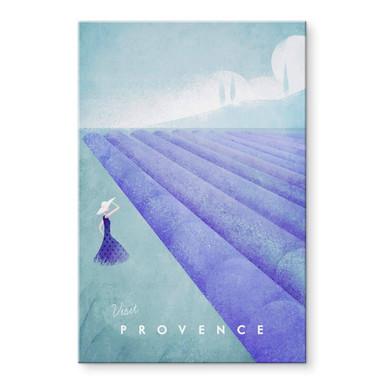 Acrylglasbild Rivers - Provence