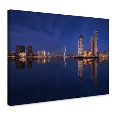 Leinwandbild Pablo - Rotterdam