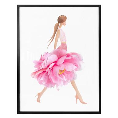 Poster Korenkova - Fashion Girl