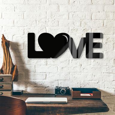 Acrylbuchstaben Love