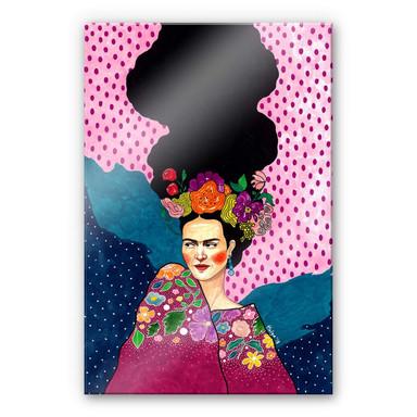 Acrylglasbild Hülya - Frida