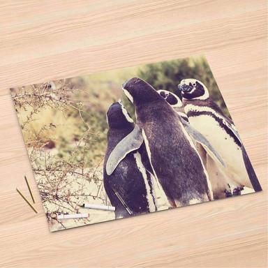 Folienbogen (120x80cm) - Pingu Friendship