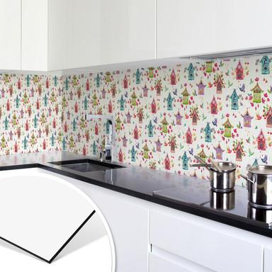 Küchenrückwand - Alu Dibond - Blanz - Traumzeit