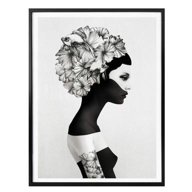 Poster Ireland - Marianna - Hibiskusblüten