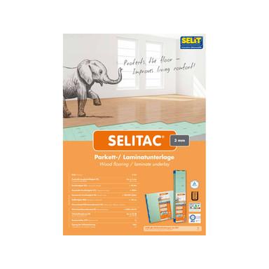 Selitac 3mm Dämmung Faltplatte