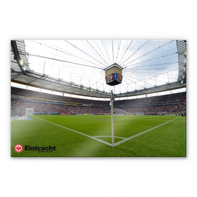 Acrylglasbild Eintracht Frankfurt Arena