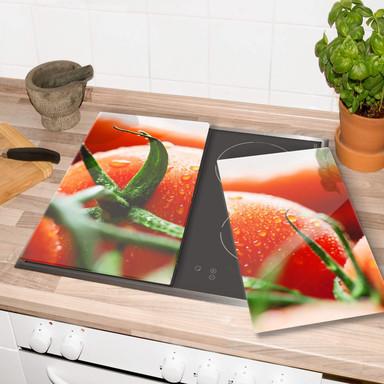 Herdabdeckplatte Fresh Tomato
