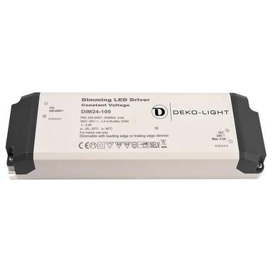 LED Schaltnetzteil 24V 100W dimmbar