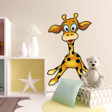 Wandsticker Giraffe 2