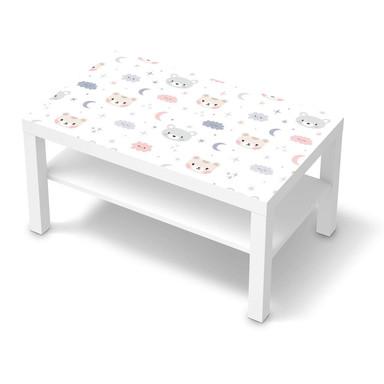 Möbelfolie IKEA Lack Tisch 90x55cm - Sweet Dreams