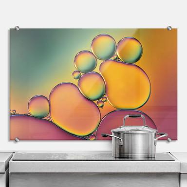 Spritzschutz Westum - Bubbles