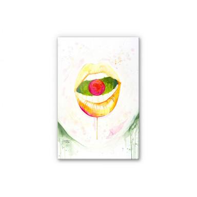Acrylglasbild Buttafly - Tasty World