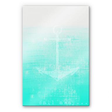 Acrylglasbild Sail away