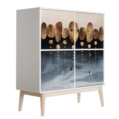 Möbelfolie Fredriksson - Natürliche Abstraktion