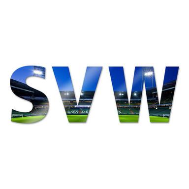 Acrylbuchstaben SVW