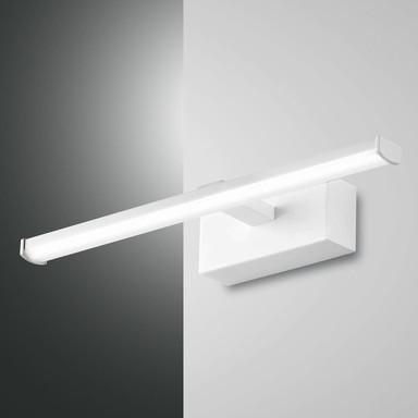 LED Badleuchte Nala IP44 in Weiss 90x300mm
