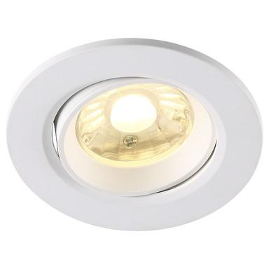 LED Einbauleuchte Roar weiss dimmbar schwenkbar