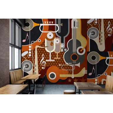 Livingwalls Fototapete Walls by Patel 2 wall of sound1 - Bild 1