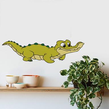 Wandsticker Benjamin Blümchen Krokodil Koko