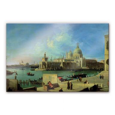 Acrylglasbild Canaletto - Santa Maria della Salute