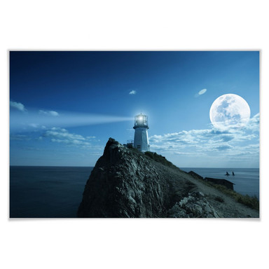 Poster Lighthouse