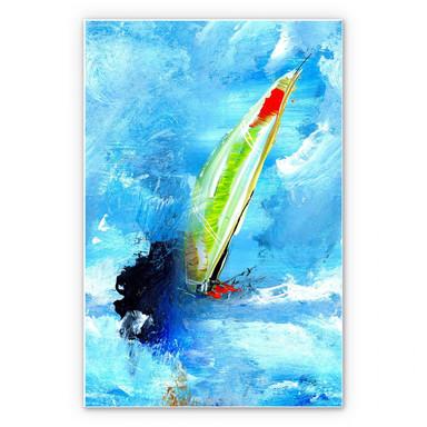 Wandbild Niksic - Wassersport