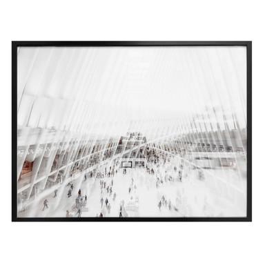 Poster Hugonnard - Abstrakter Einblick
