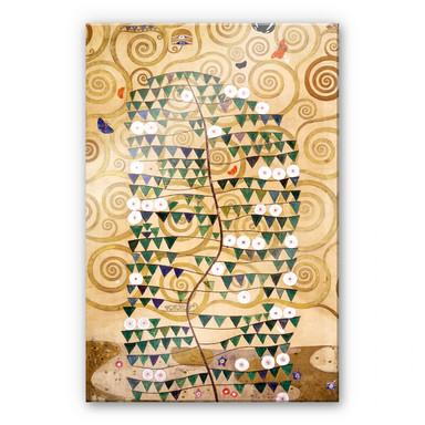 Acrylglasbild Klimt - Entwurf für den Stocletfries